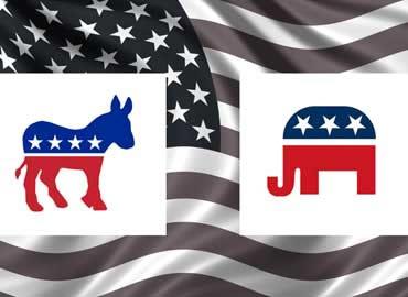 Disputa entre demócratas y republicanos en EEUU