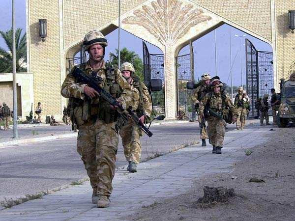 EEUU retira tropas de Irak