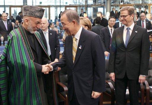 La Conferencia de Bonn
