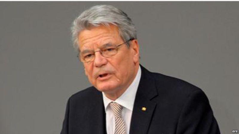 Joachim Gauck es el nuevo presidente de Alemania