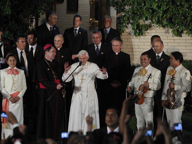 La visita de Benedicto XVI a Cuba