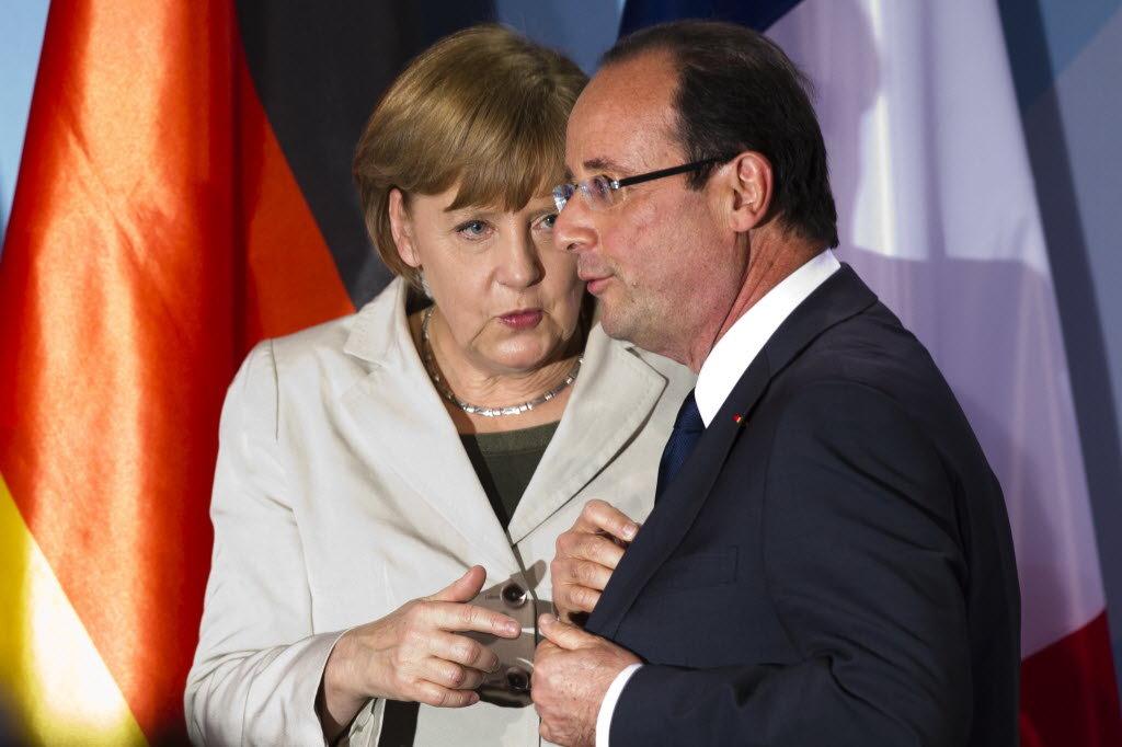 Cambio de mando en Francia