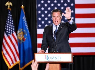 La victoria de Mitt Rommey
