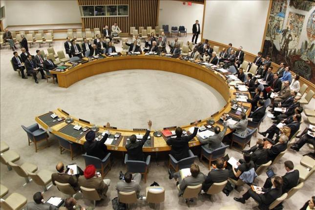 Condena unánime a Siria