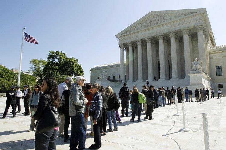 Corte Suprema sobre ley Arizona