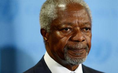 El fracaso del Plan de Kofi Annan