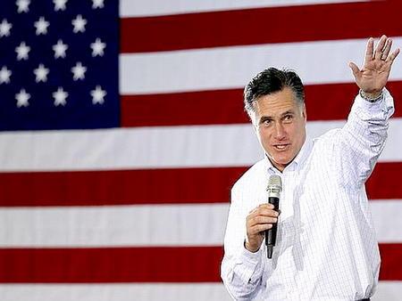 Republicanos eligen a Romney