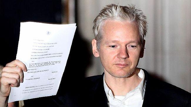 Ecuador concedió asilo a Assange
