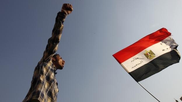 Crisis política y económica en Egipto