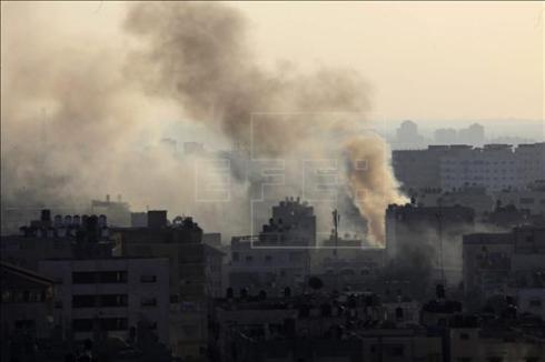 Alto al fuego en Gaza