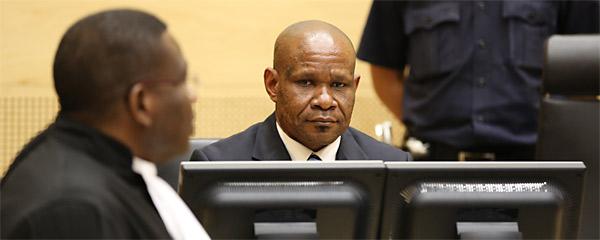 Absuelven al líder congolés Mathieu Ngudjolo