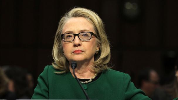 Hillary Clinton ante el Congreso por Bengasi