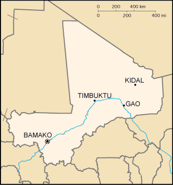 Tropas francesas toman Tumbuktu