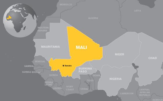 Crisis en Mali