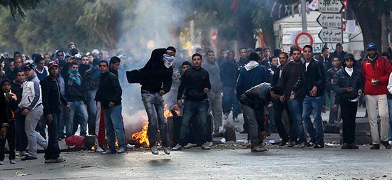 El Drama político de Túnez