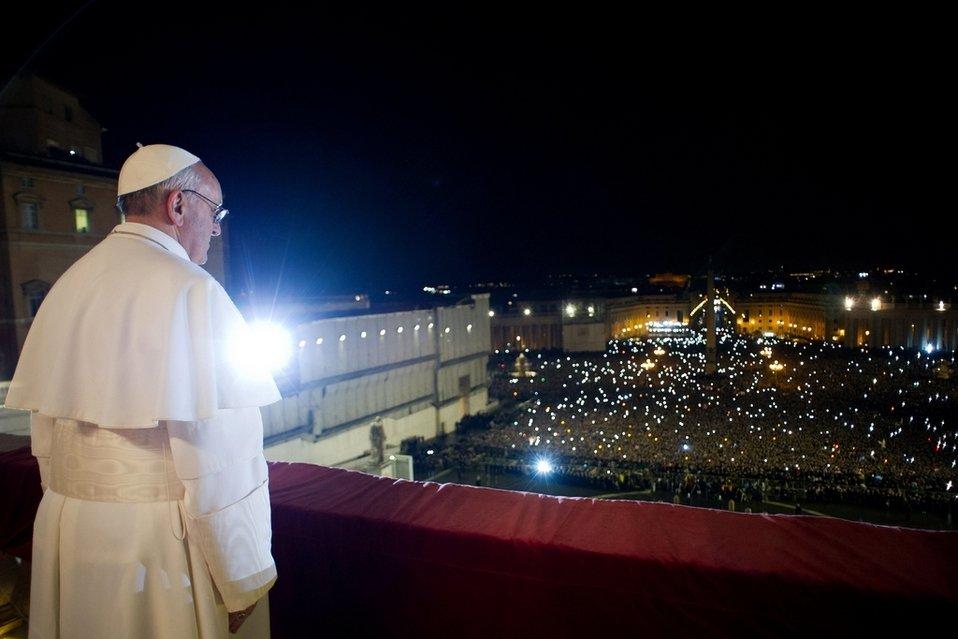El primer Papa latinoamericano