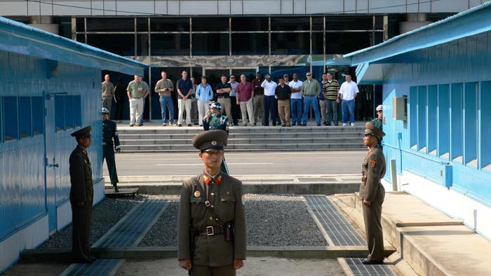 Corea del Norte vs Corea del Sur