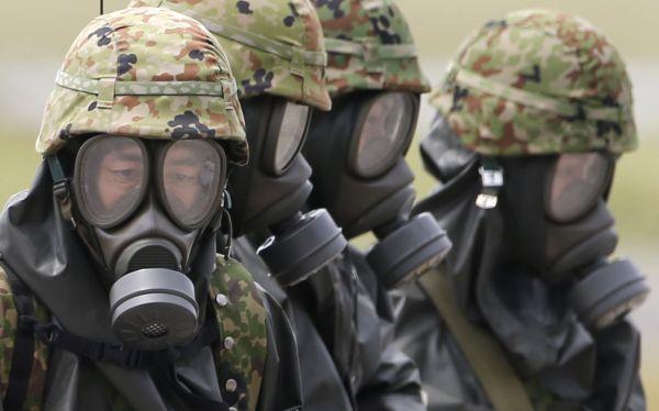 Armas químicas en Siria