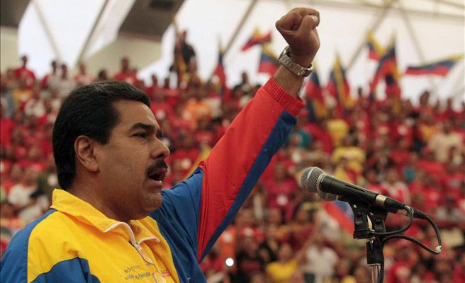 Maduro ha ofendido y amenazado a las autoridades peruanas