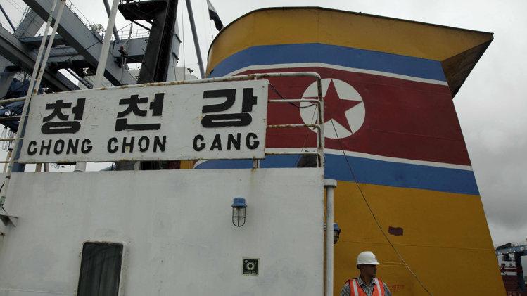 El tráfico de armas de Cuba y Norcorea