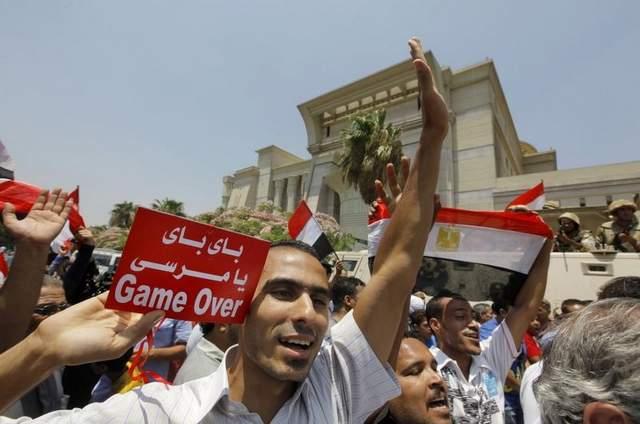 Crisis política en Egipto post-Mursi