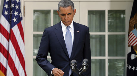 El retroceso de Barack Obama en Siria