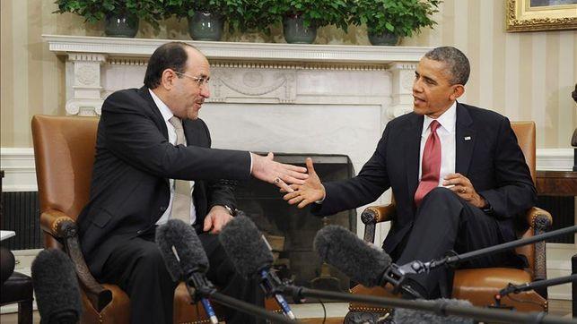 Presidente de Irak en EEUU
