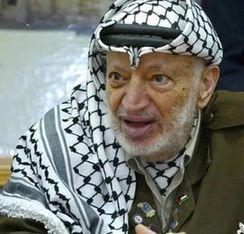 Arafat fue envenenado con Polonio 210