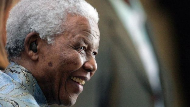 El último homenaje a Mandela