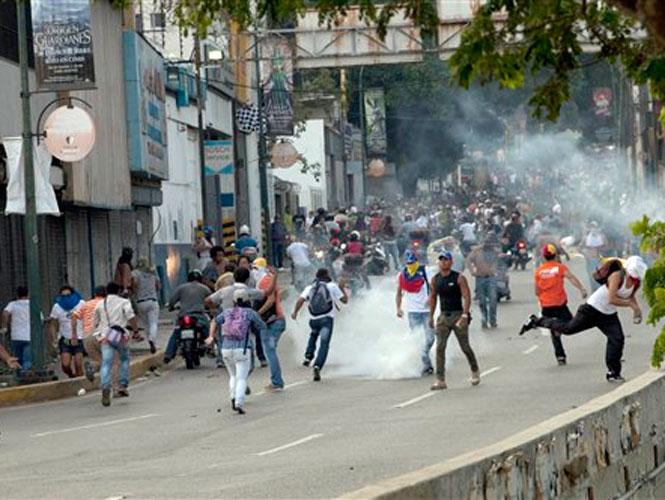 Venezuela: comenzó la caída