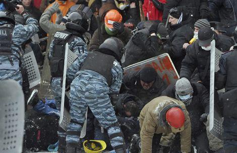 Se agrava crisis política en Ucrania