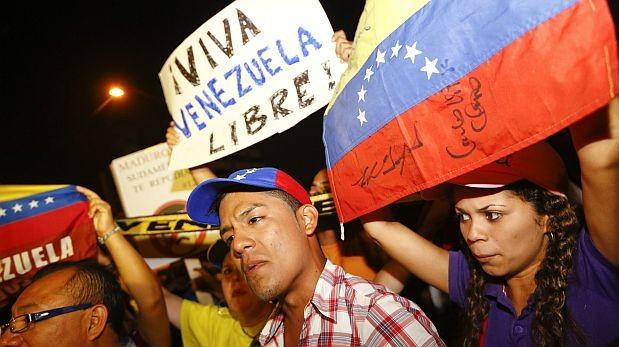 La crisis de Venezuela la OEA y el Perú