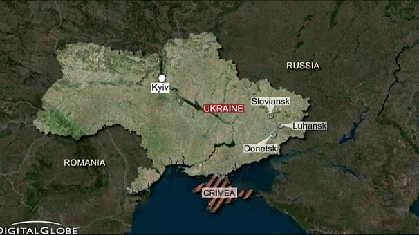 Cese del fuego en Ucrania