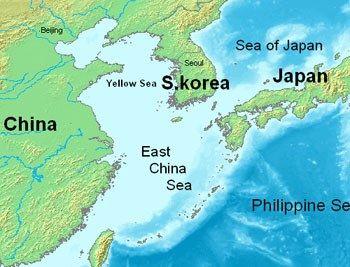 La visita del Presidente chino a Corea del Sur