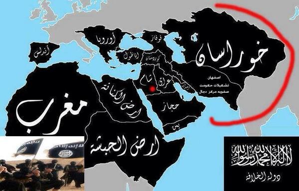 Califato de Abu Bakr en Irak