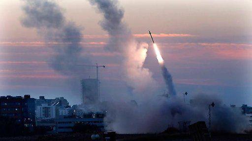 Conflicto entre Hamas e Israel