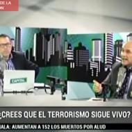 """""""EL TERRORISMO SIGUE VIVO"""""""