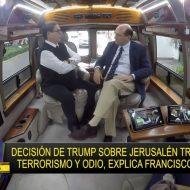 DECISIÓN DE TRUMP TRAERÁ MÁS TERRORISMO, EXPLICA TUDELA